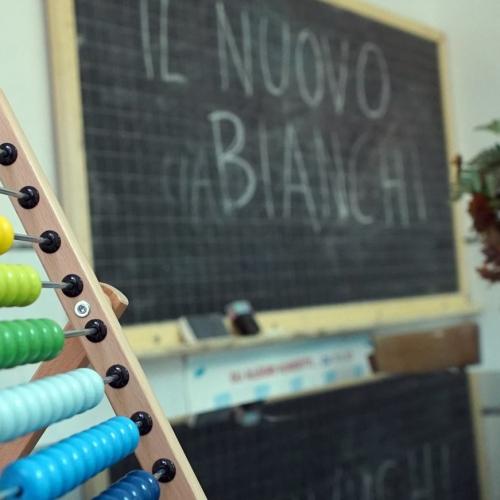 Il Nuovo Bianchi - l'aula