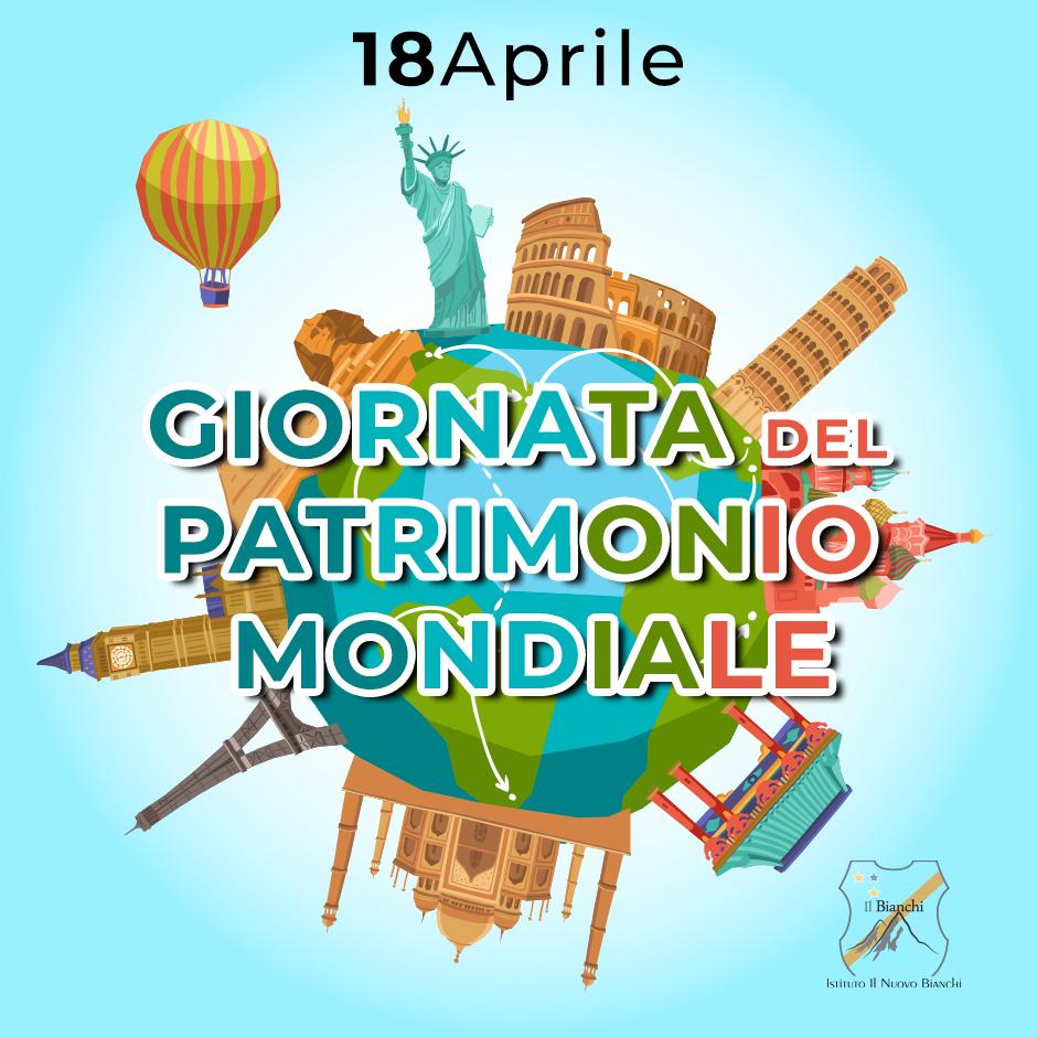 giornata del patrimonio mondiale