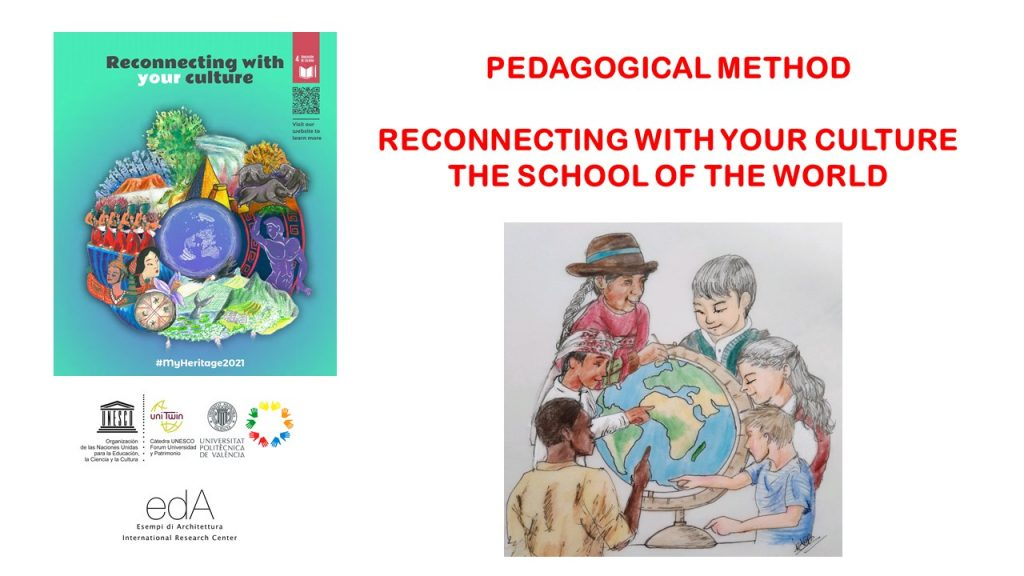 PEDAGOGICAL METHOD | RECONNECTING WITH YOUR CULTURE | THE SCHOOL OF THE WORLD